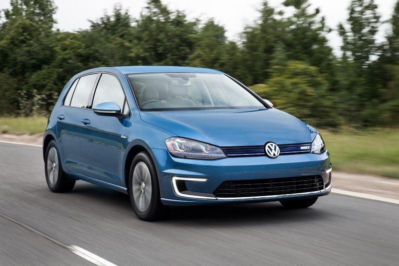 Германският автомобилен производител е решил да оттегли електрическа версия на Golf