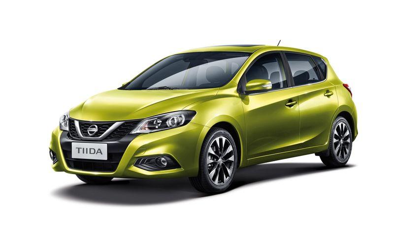 Обновеният Nissan Tiida с грижи за децата